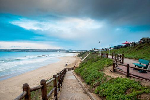 1/24 - Hartenbos Beach - Walking distance from Harties@Sea