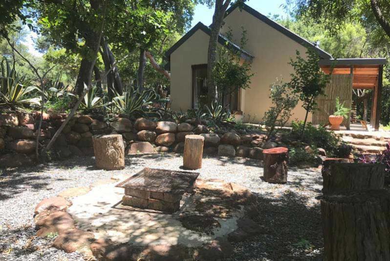 River cottage/ 2 nd braai area