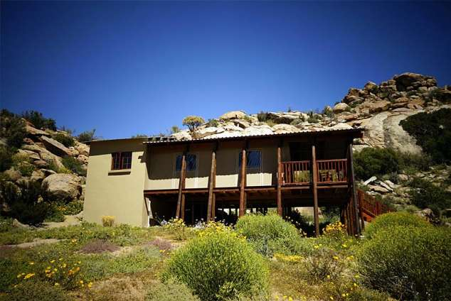 1/12 - Lodge Tent Accommodation unit named SKILPAD