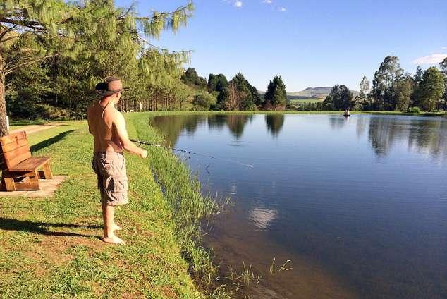 1/36 - Bass fishing