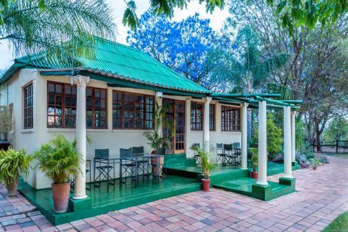 1/15 - Farmhouse Restaurant and Reception-Bulawayo/Matopos Catered Bush Lodge Accommodation