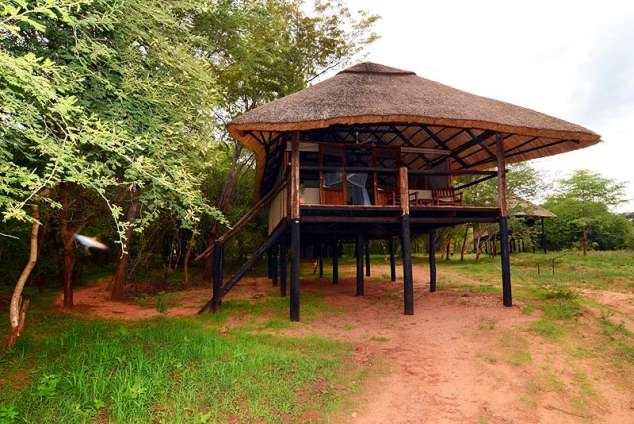 1/15 - Ivory Lodge - Game Reserve Accommodation in Hwange, Zimbabwe
