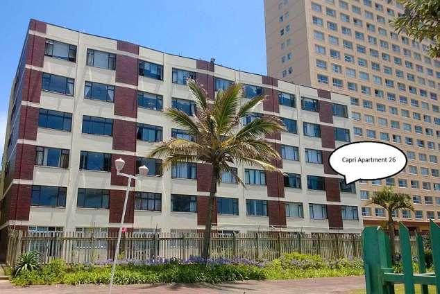 Capri Apartment 26 Amanzimtoti Central Accommodation