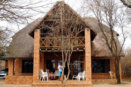 1/12 - Self Catering Bush Lodge Accommodation in Marloth Park, Kruger Park Area