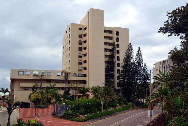 1/16 - 904 Bermudas - Self Catering Beachfront Apartment Accommodation in Umhlanga Rocks