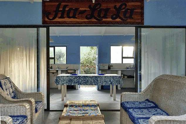 1/8 - Front entrance - Self Catering Accommodation in Ponta Do Ouro, Mozambique