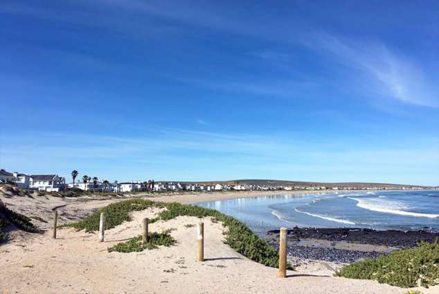 1/16 - Shelley Point Beach overlooking Britannia Bay