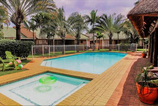 View of Hoogland Spa Family Resort