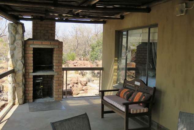 beautiful small bedroom bushveld cottage bela bela accommodation bela bela self 10223