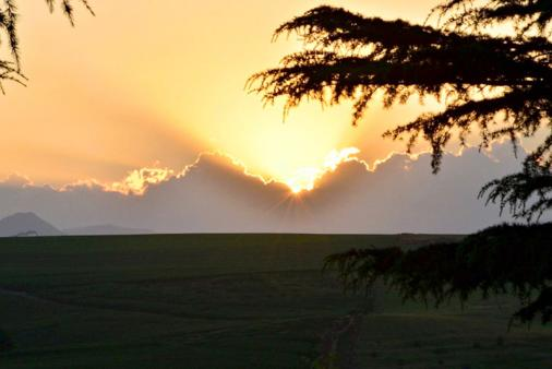 1/23 - Spectacular sunsets - Bed & Breakfast Accommodation in Rosetta, Midlands