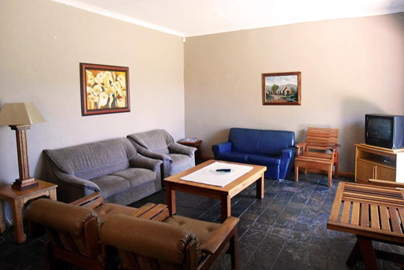 Chalet tv lounge