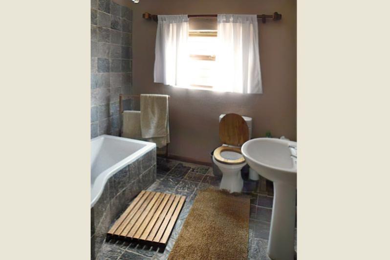 Chalet toilet