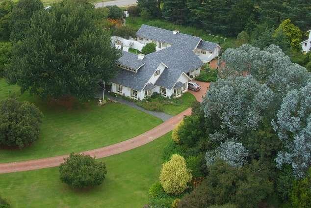 Cedar Garden - Underberg Accommodation. Underberg Bed & Breakfast ...