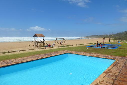 1/15 - South Coast Caravan Park - Beachfront pool
