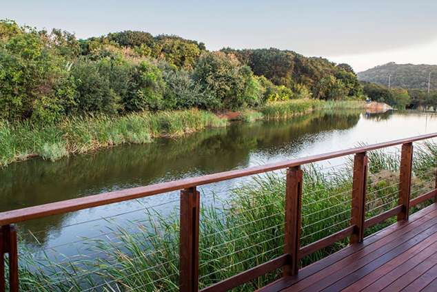 1/12 - Self Catering accommodation - 18 Tinderwood on the Lake, Zimbali