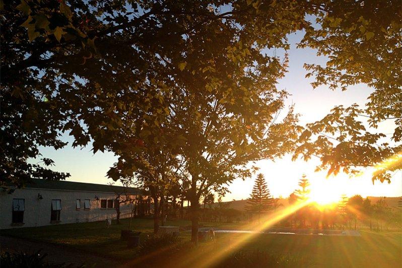 SUNSET AT ESPERANA