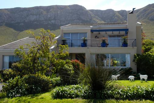 View of Fernkloof Lodge
