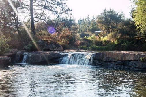 View of Zwakala River Retreat