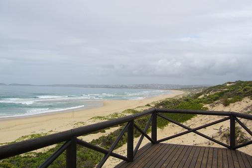 1/13 - Beach View towards Plettenbergbay