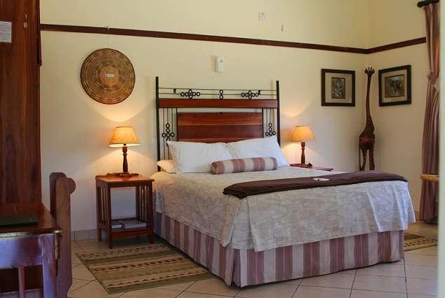 1/15 - Riverview Room: Sleeps 2 with en-suite facilities