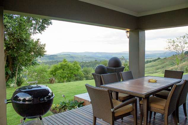 1/17 - Self catering accommodation in Champagne Valley