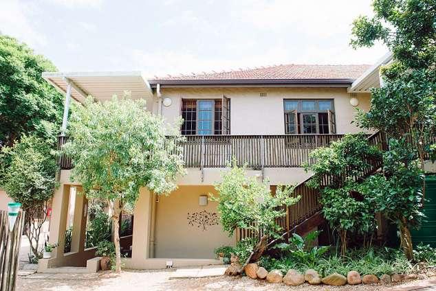 1/20 - Guest House exterior
