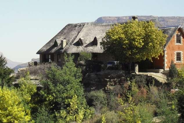 1/19 - The main house