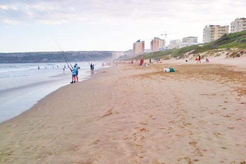 1/20 - Diaz Beach