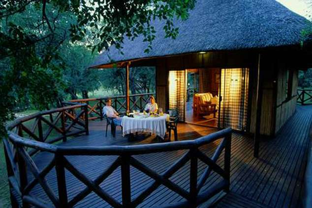 1/17 - Private Game Reserve accommodation in Hluhluwe - iMfolozi Park