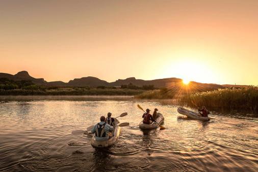1/25 - River rafting
