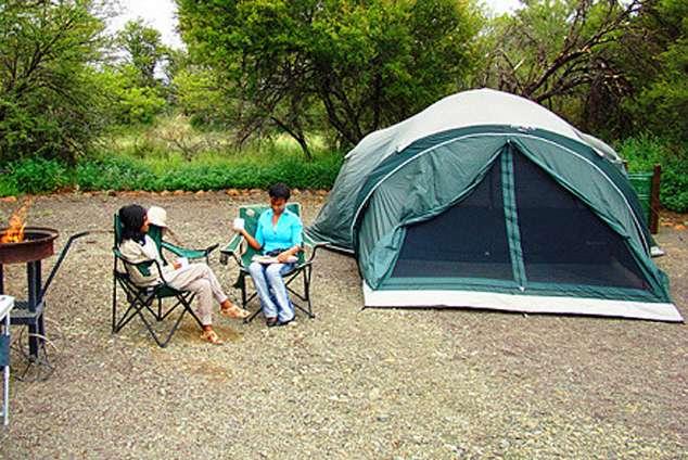 1/14 - Caravan and Camping accommodation in Camdeboo National Park