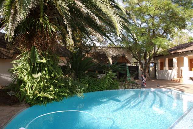 Bed And Breakfast In Fourways Area