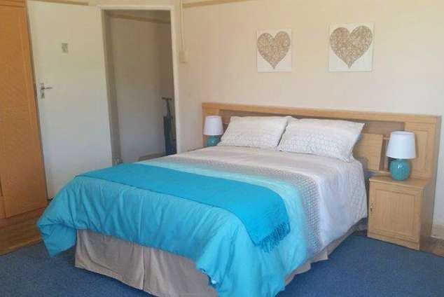 1/28 - Room 1,double bed with cot, cupboards and dressing table