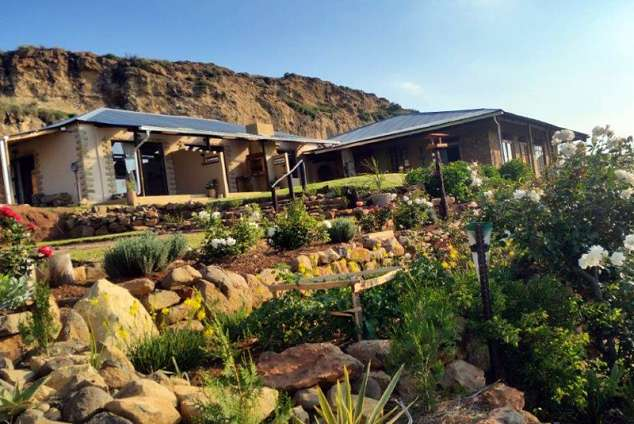 Thaba Lapeng Mountain Escape Clarens Accommodation