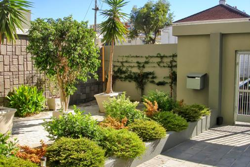 View of Sunny Secure Spacious Sea Point Flat
