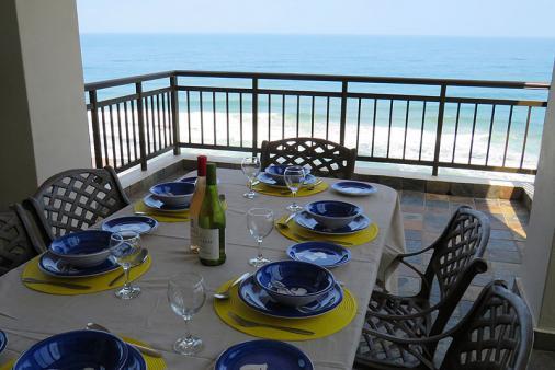 1/26 - Balcony view