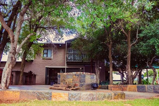 1/26 - Nyala Camp - Main House