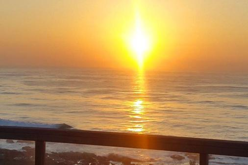 1/21 - VIEW FROM THE DECK - Self Catering accommodation in Ballito