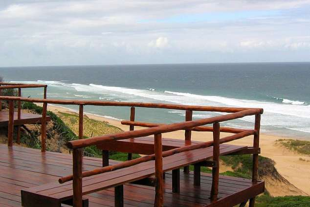 1/22 - Self catering accommodation in Paindane Bay