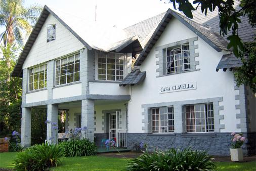 View of Casa Clavella