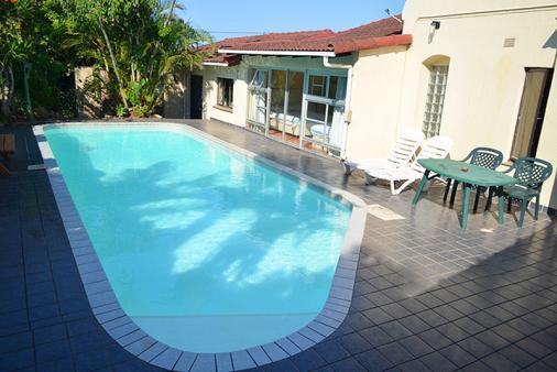 1/26 - Pool Area
