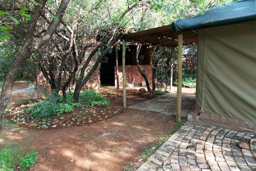 View of Shangrila Innibos - Tented Camps & Camping