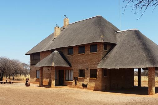 1/13 - Front View of the Lodge