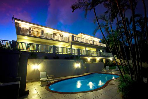 1/21 - Bed and breakfast accommodation in La Lucia