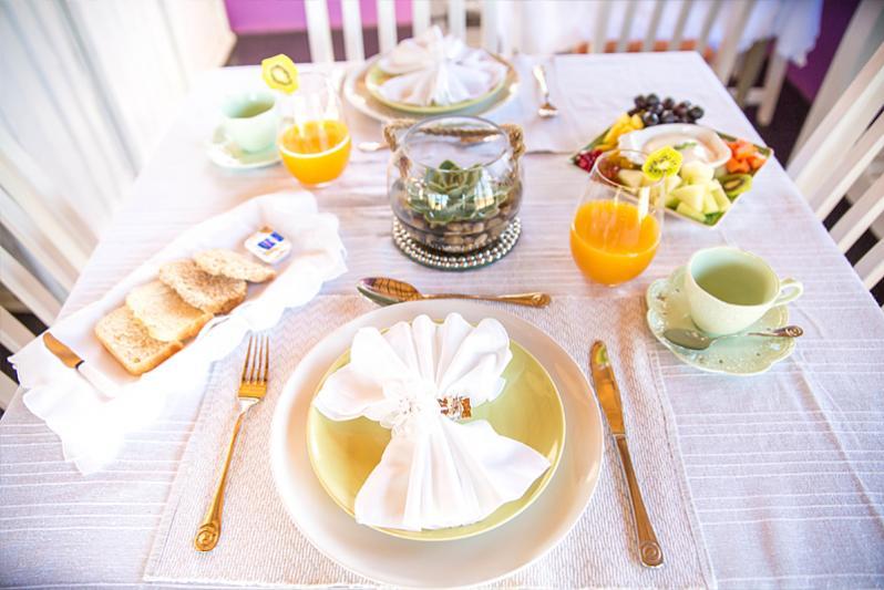 Breakfast offering