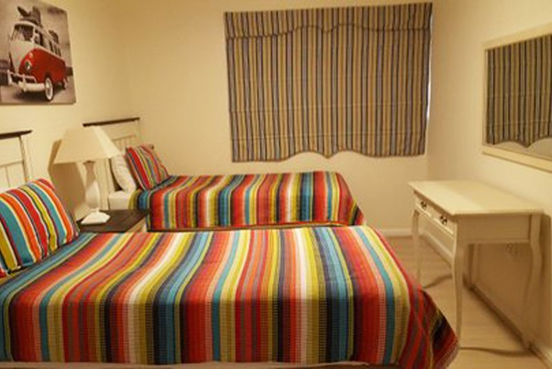 Three bedroom,two bathroom apartment