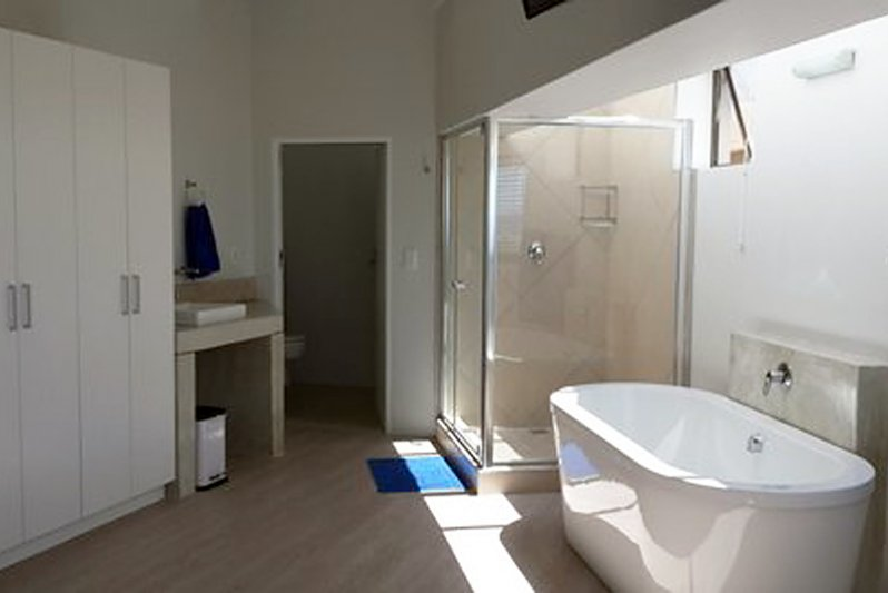 Two bedroom, two bathroom apartment
