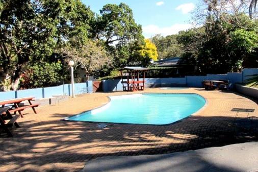 1/19 - Hibberdene River Resort Swimming Pool