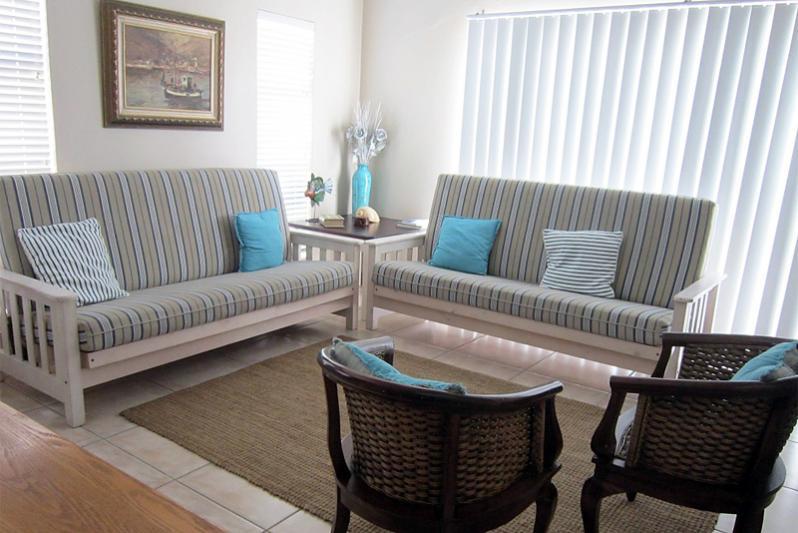 3 bedr FLAT lounge/kuier area (open plan)