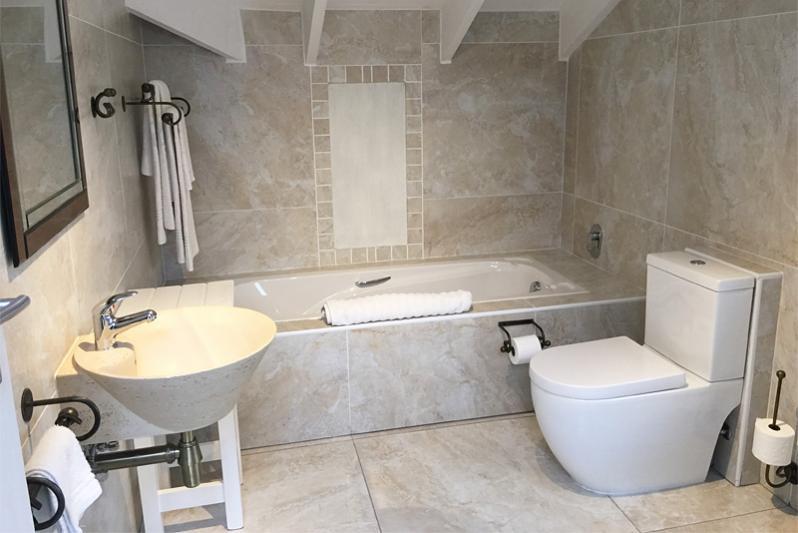 Bathroom - Self catering in Paternoster